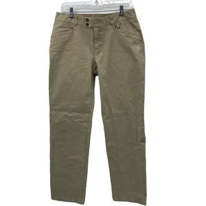 The North Face Boyfriend Fit Chinos Pants Khaki 8